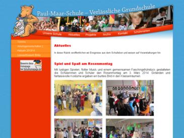 Paul-Maar-Schule, Verlässliche Grundschule Oldenburg