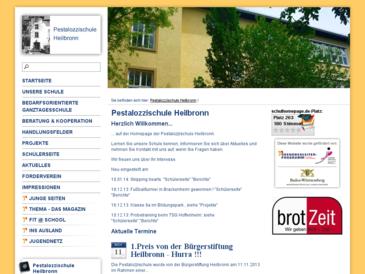 Pestalozzischule Heilbronn