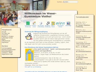 Weser-Gymnasium Vlotho
