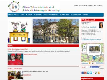 Offene Volksschule Hadersdorf