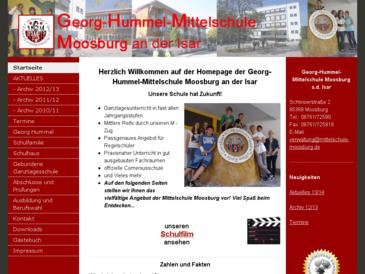 Georg-Hummel-Mittelschule Moosburg an der Isar