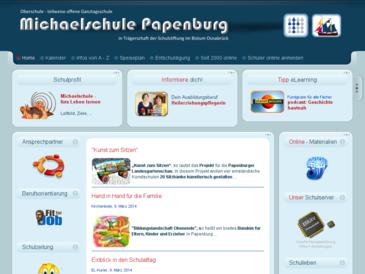 Oberschule Michaelschule Papenburg in Trägerschaft der Schulstiftung im Bistum O