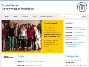 Ökumenisches Domgymnasium Magdeburg