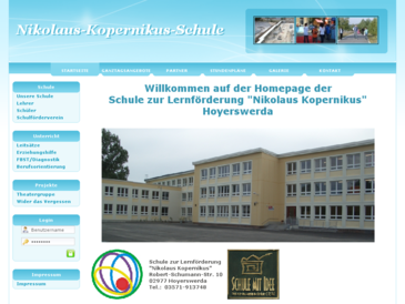 Nikolaus Kopernikus Schule Hoyerswerda
