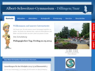 Albert-Schweitzer-Gymnasium Dillingen/Saar