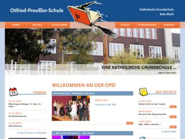 OPS - Kath. Grundschule Otfried-Preußler-Schule Köln-Riehl