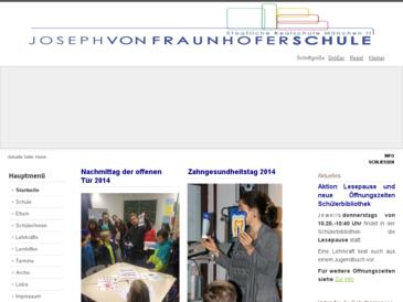Joseph-von-Fraunhofer-Schule, Staatliche Realschule München II