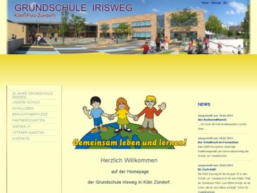 Offene Ganztagsgrundschule Irisweg
