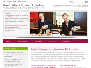 Berufsbildende Schulen III Lüneburg