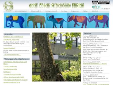 Anne-Frank-Gymnasium Erding