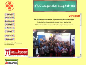 Sternsingerschule - KGS Longericher Hauptstraße