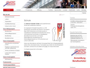 Andreas-Schneider-Schule Heibronn - ASS-HN