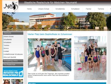 Staatliche Realschule für Mädchen Neumarkt
