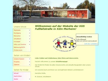 Kath. Grundschule Fußfallstraße, Köln-Merheim