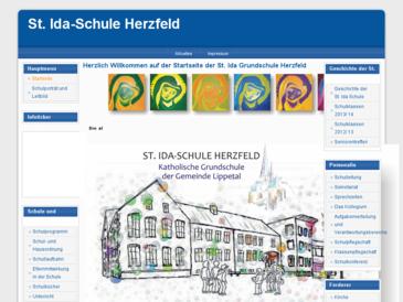 St. Ida Schule Herzfeld - Katholische Grundschule der Gemeinde Lippetal