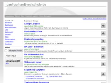 Paul-Gerhardt-Realschule