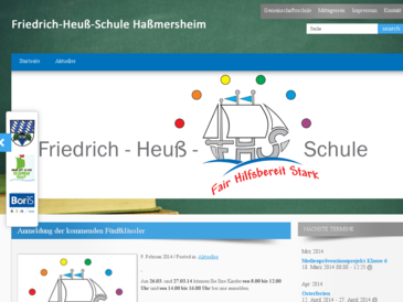 Friedrich-Heuß-Schule Haßmersheim