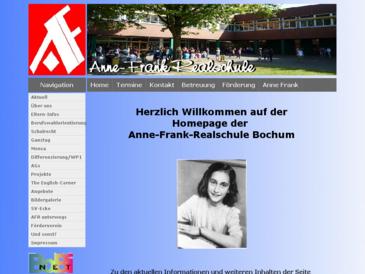Anne-Frank-Realschule Bochum