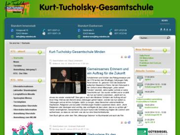 Kurt-Tucholsky-Gesamtschule der Stadt Minden