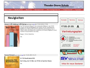 Theodor-Storm-Schule Husum/Nordsee