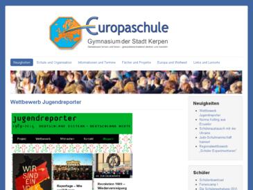 Europaschule - Gymnasium der Stadt Kerpen