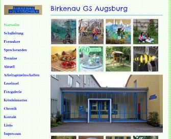 Birkenauschule Augsburg