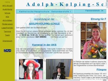 Adolph-Kolping-Schule Köln - AKS Köln