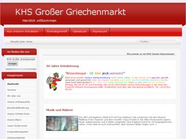 KHS Großer Griechenmarkt