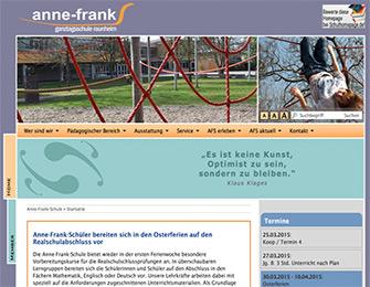 Anne-Frank-Schule Raunheim