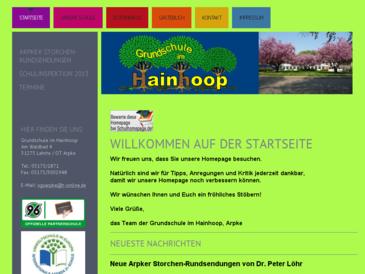 Grundschule im Hainhoop, Lehrte-Arpke