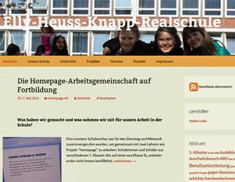 Elly-Heuss-Knapp-Realschule, Köln