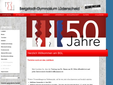 Bergstadt-Gymnasium Lüdenscheid - BGL-Homepage