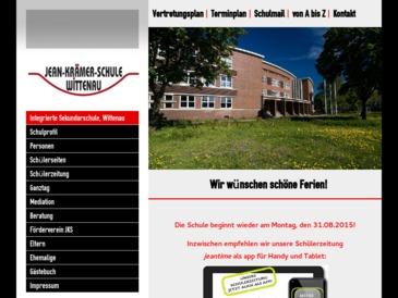 Jean-Krämer-Schule, Berlin