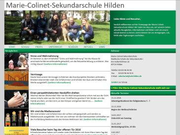 Marie-Colinet-Sekundarschule Hilden