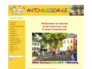 Antoniusschule Essen,  städt. kath. Grundschule