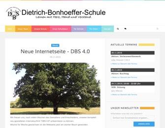 Dietrich-Bonhoeffer-Schule Dietzenbach