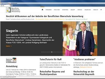 Berufliche Oberschule Wasserburg am Inn