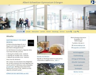 Albert-Schweitzer-Gymnasium Erlangen
