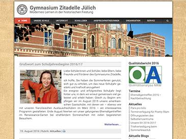 Gymnasium Zitadelle Jülich