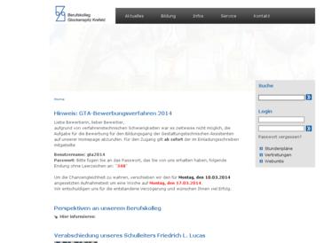 Berufskolleg Glockenspitz Krefeld