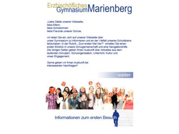 GymnasiumMarienberg