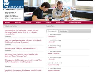 Max-Planck Gymnasium Düsseldorf