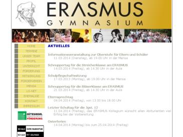 Erasmus-Gymnasium Grevenbroich