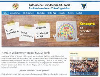 Katholische Grundschule Tönisvorst