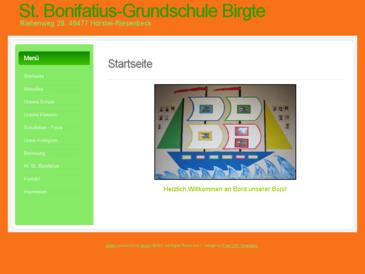 St. Bonifatius-Grundschule Birgte Hörstel-Riesenbeck