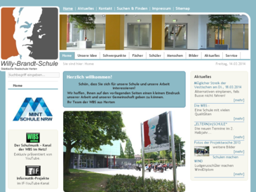 Willy-Brandt-Realschule Herten