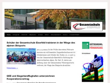 gesamtschule-eiserfeld.de Siegen