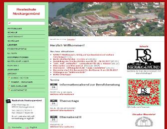 Realschule Neckargemünd