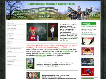 GHS Hackenberg