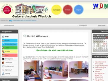 Gerbersruhschule-Wiesloch